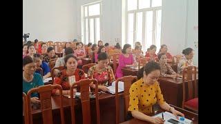 Sơ kết giữa nhiệm kỳ thực hiện Nghị quyết Đại hội phụ nữ các cấp