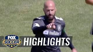 Montreal Impact vs. LAFC   2018 MLS Highlights by FOX Soccer