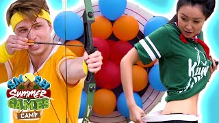 PUNISHMENT ARCHERY Smosh Summer Games