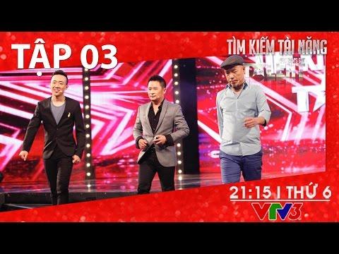 Vietnam's got talent 2016 mùa 4 - Tập 3 (15/01/2016)