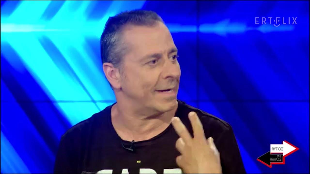 Ο Γιαννούτσος γίνεται…στυλίστας του Κουρή! | 09/07/2020 | ΕΡΤ