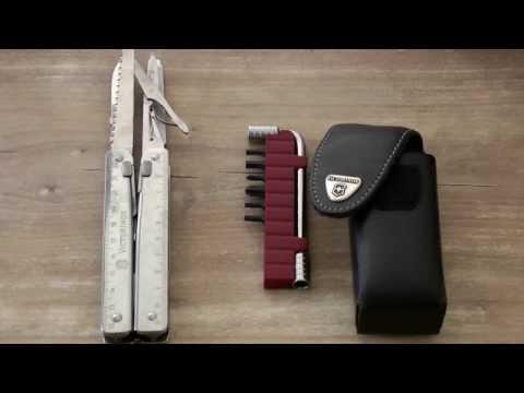 Vorstellung Victorinox Multitool Swisstool CS Plus One size, 3.0338.L