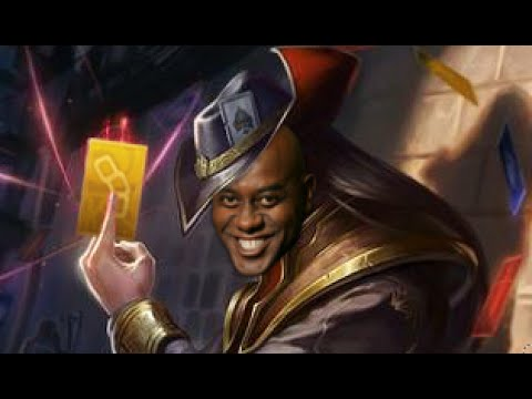machine gun twisted fate