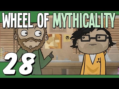 Break Bad (Wheel of Mythicality – Ep. 28)