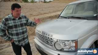 2012 Land Rover LR4 Test Drive&SUV Video Review