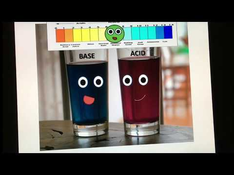 Acid Base and PH scale