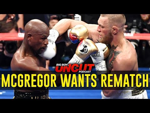 Conor McGregor Wants Mayweather Rematch, Dj Khalid on Waze + More!