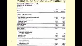 HMP 607 - 14. Corporate Financing Overview
