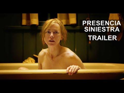 Presencia Siniestra - Trailer Oficial Subtitulado Español Latino Shut In 2016