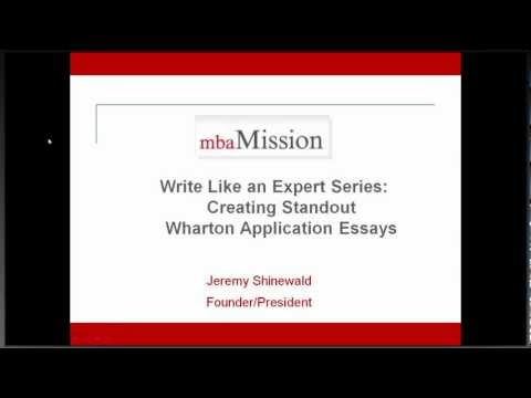 wharton essay analysis 2015 Essay analysis gmat study tips (wharton) essay analysis, 2014–2015 wharton adds a slight twist to this essay by asking you to discuss.