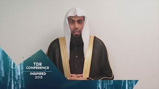 Allah-SWT.com Sheikh Muiz Bukhary invites you to The Daily Reminder Conference - Inspired 2015