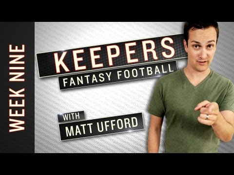 Fantasy Football Week 9 – Keepers