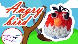 Angry bird Red из серии Пучеглазики. Уровень новичок