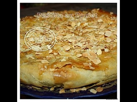 بسطيلة - Recette en Francais: http://sousou-kitchen.com/?p=3606 Recipe in English: http://0z.fr/WNdSu Sousoukitchen App for Android https://play.google.com/store/apps...