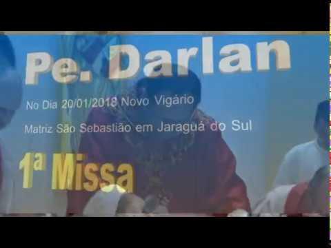 1ª Missa Pe. Darlan D. Marasca dia 20 de Janeiro 2018