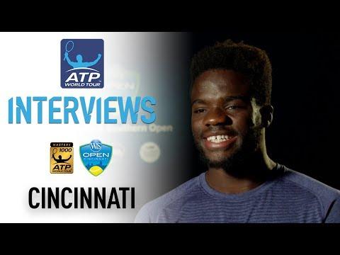 Tiafoe Discusses Biggest Career Victory Cincinnati 2017