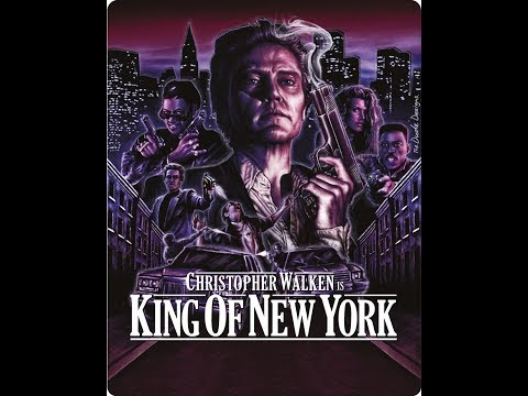 WATCH THIS !! E3- Movie Reviews - King Of New York (1990) Christopher Walken
