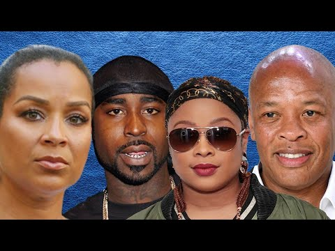 EXCLUSIVE | Lisa Raye  SLEPT with 10 yo DA Brat?, Dr Dre Makes UP with Wife, Young BUCK EXPOSED..