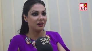 Ibtissam Tiskat @ Festival Oriental du Rire 2016 à Nador