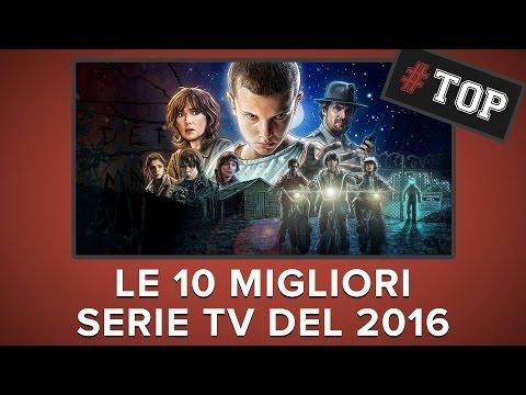 Le MIGLIORI SERIE TV del 2016 - #Top10