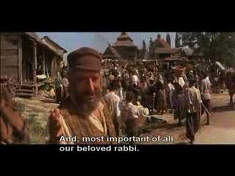 Fiddler on the roof - Tradition ( with subtitles )