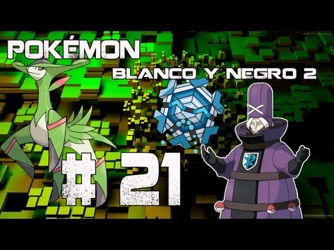 Guia/Walkthrough Pokémon Blanco y Negro 2 | Capturamos a Virizion | #21