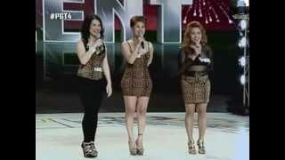 Video Pilipinas Got Talent Season 4 - The Miss Tres - February 17, 2013 MP3, 3GP, MP4, WEBM, AVI, FLV Mei 2018