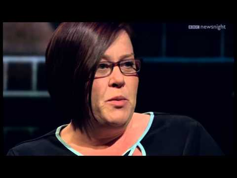 White Dee from Benefits Street: 'I haven't made any money from the show – yet' NEWSNIGHT