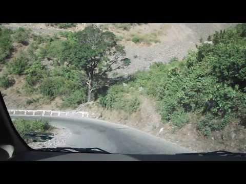 500 km por uma das estradas mais perigosas do mundo