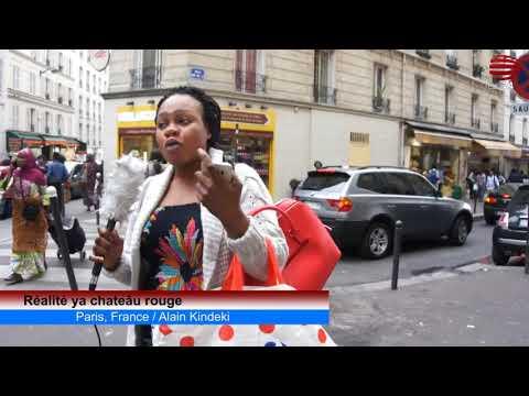 TÉLÉ 24 LIVE: Réalité ya château rouge