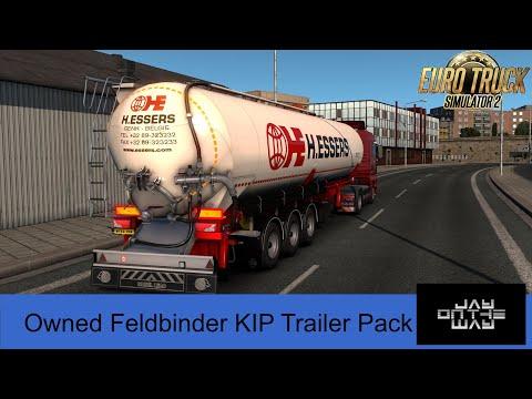 Owned Feldbinder KIP Trailer Pack v1.0