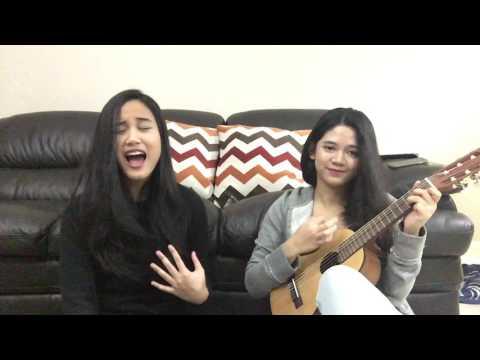 Ku Tak Bisa/Pelangi Di Matamu - Slank/Jamrud (Cover By Shadrina & Sheila)