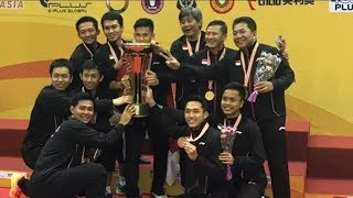 Video Menang! Final INDONESIA vs China - Badminton Asia Championships 2018 MP3, 3GP, MP4, WEBM, AVI, FLV April 2018