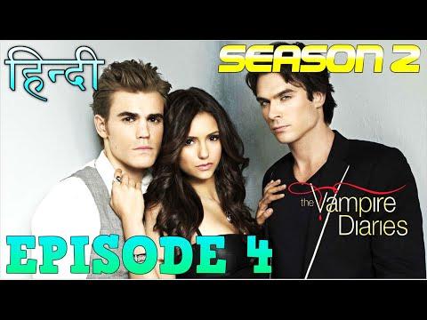 The Vampire Diaries Season 2 Episode 4 Explained Hindi  वैम्पायर डायरीज स्टोरी  KATHERINE'S LOVE