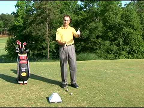 Golf Tip: Golf's Most Important Lesson