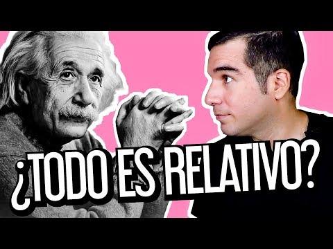 Frases de amigos - El relativismo y la frase que no dijo Albert Eisntein