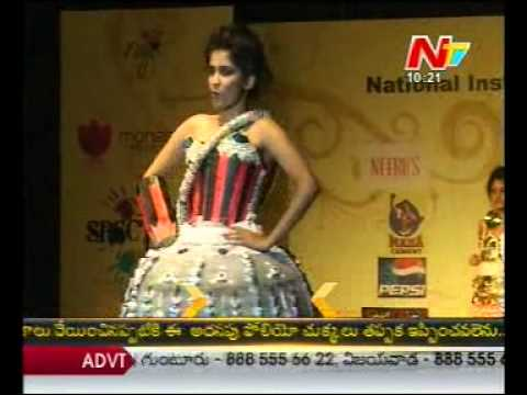Spectrum 2012 NIFT Students Fashion Show