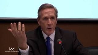 Rufus Yerxa, Deputy Director General, WTO