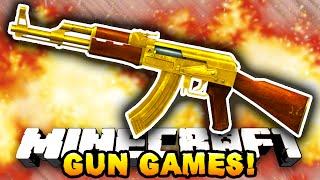 Minecraft HUNGER GAMES WITH GUNS! #2 (Vanilla Minecraft) - w/PrestonPlayz