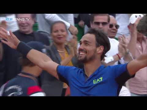 Fognini Shocks Nadal, Faces Lajovic in Final | Monte-Carlo 2019 Semi-Final Highlights