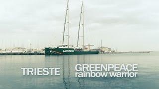 Greenpeace Glacier e