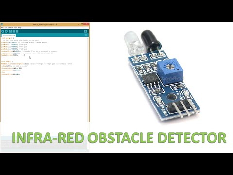 Infra Red Obstacle Detector