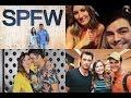 Selfie com Gisele Bundchen? SPFW | Vlog
