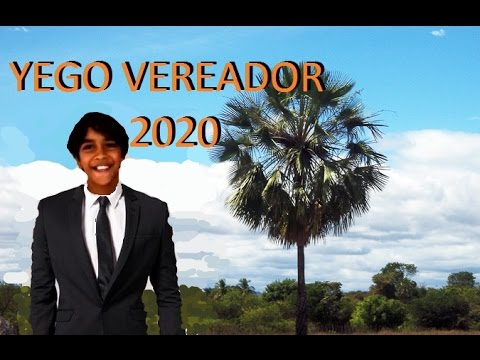 YEGO - vereador 2020 - Carnaubeira da Penha