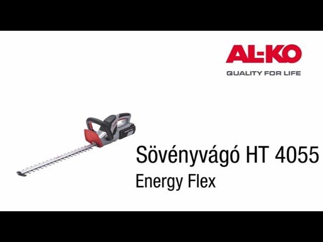 AL-KO Akkus sövényvágó HT 4055 Energy Flex 113609