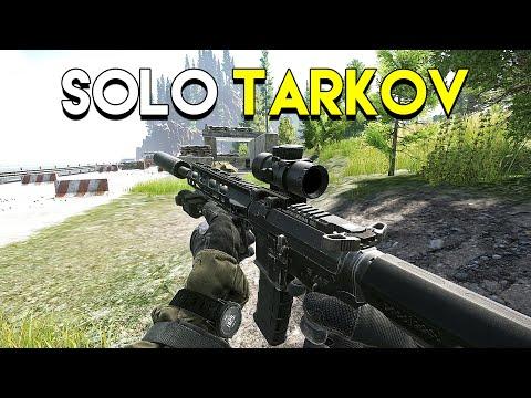 Going Solo in Escape From Tarkov!