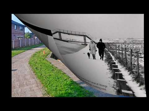 Leigh, Lancashire  Then and Now