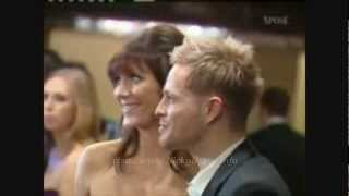 Nicky & Georgina Byrne Xpose VIP Awards 2009