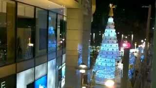 バンコク市内観光エンポリアムデパート