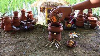 Video Miniature Masala Puri | Masala Poori Recipe | Miniature Cooking #15 | Mini Foodkey MP3, 3GP, MP4, WEBM, AVI, FLV Juni 2018
